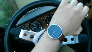 Smartwatch: Motorola Moto 360
